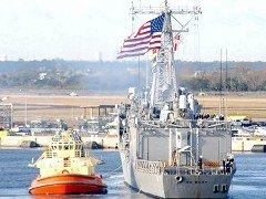 U.S. Naval Vessels