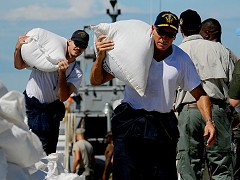 Honduran Relief Efforts