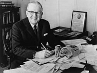 Dr. N.V. Peale, courtesy of Wikipedia