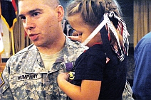 Iraq Purple Heart Awardee