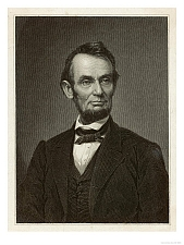 Lincoln Portrait, courtesy of Art.com