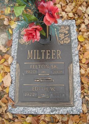 Edith C. Milteer 1922-2003