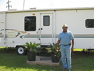 Alan Hickman, Pine Grove RV