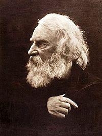 Longfellow portrait powered by Wikipedia.org