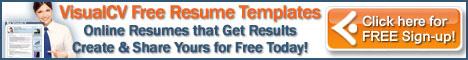 Begin Your Free & Easy Online Resume