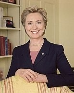 Secretary Hillary Clinton powered by Wikipedia