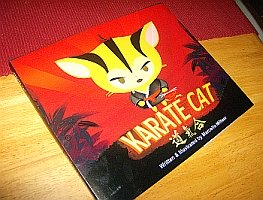 Karate Cat Book, An Amazon #28 Best-Seller