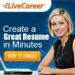 Try out this Free Online Resume Maker