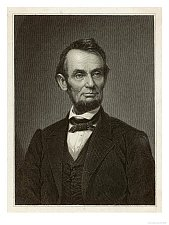 Lincoln Portrait, courtesy of Art.com