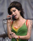 Amy Winehouse print powered by Art.com