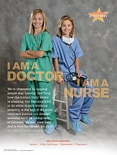 Medical Professional Women Poster from Art.com