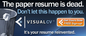 Death to the Paper Resume!